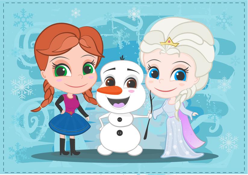 Anna Und Elsa Party Kindergeburtstag Events