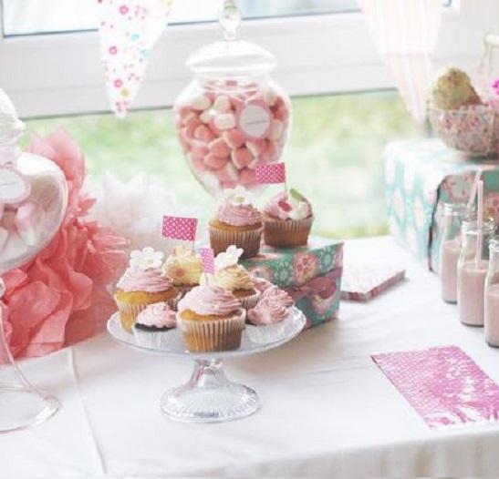 Little Cupcake Party Kindergeburtstag Events