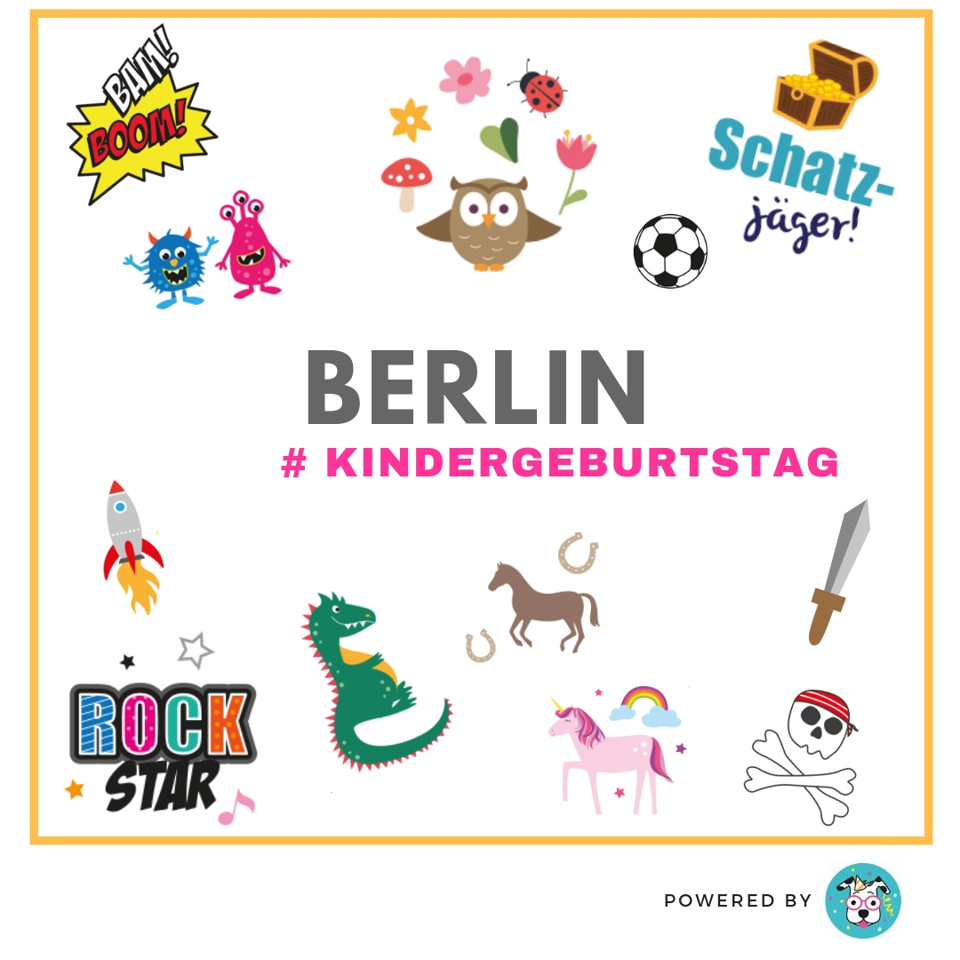 kindergeburtstag in berlin feiern ab 0 82 pro kind das portal f r kindergeburtstage. Black Bedroom Furniture Sets. Home Design Ideas