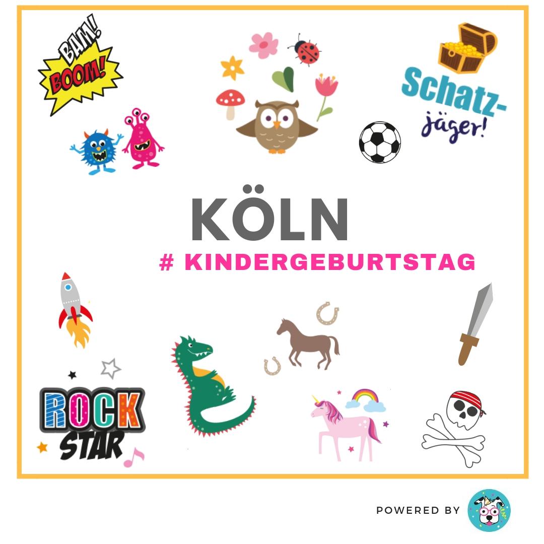 Kindergeburtstage Koln Bonn Kindergeburtstag Feiern Feiern In
