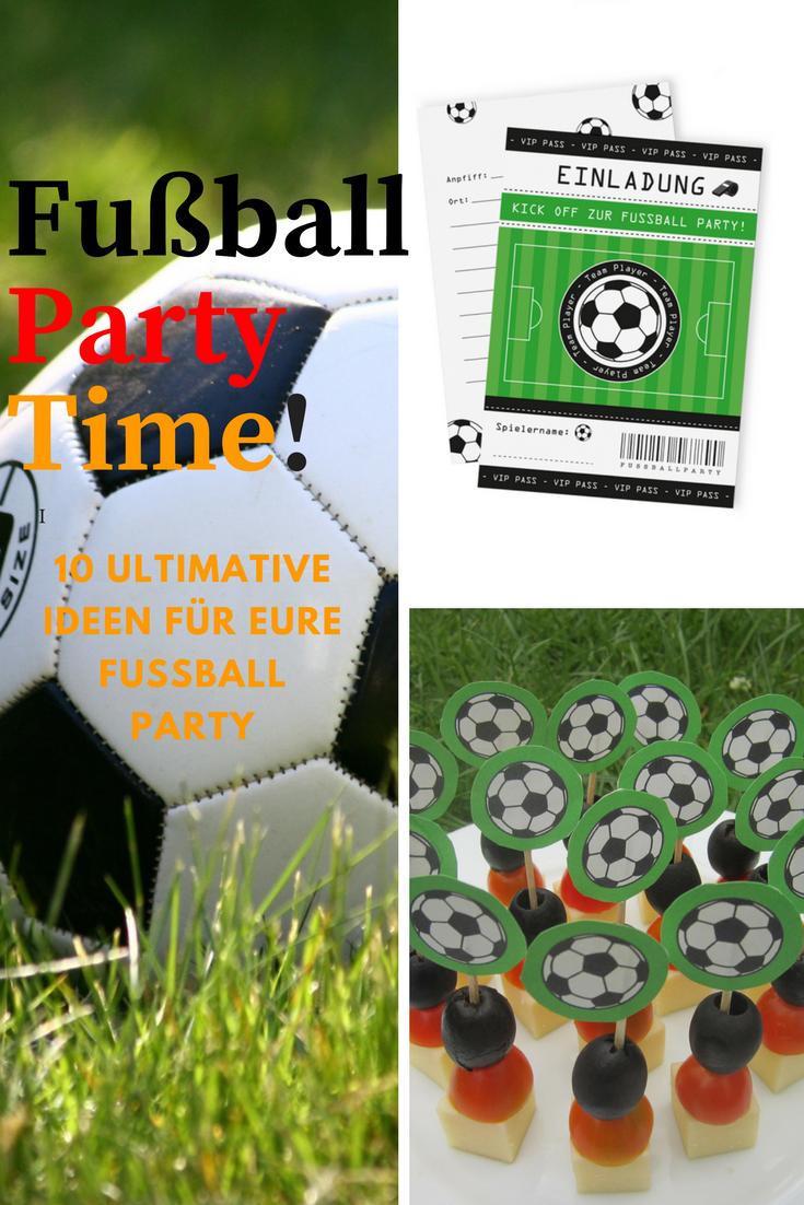 FußballParty - Auf ins Stadion!:: Das Portal für Kindergeburtstage ...