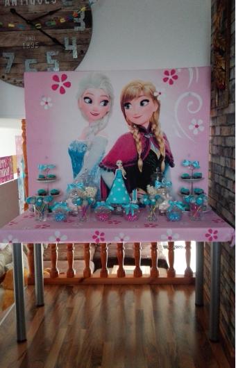 Wunsch Candy Bar Sussigkeiten Buffet Fur Kindergeburtstag
