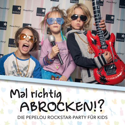 Rockstar Party bei Pepelou!